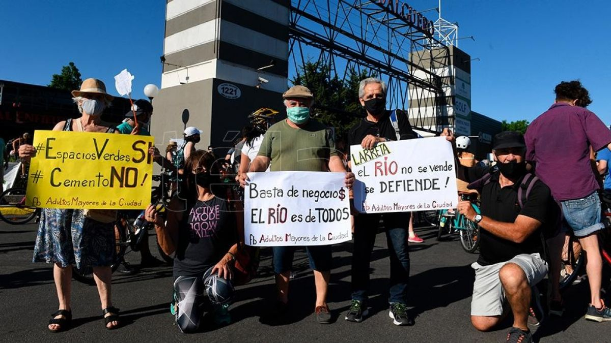 Ponen freno al proyecto inmobiliario de Rodríguez Larreta | VA CON FIRMA