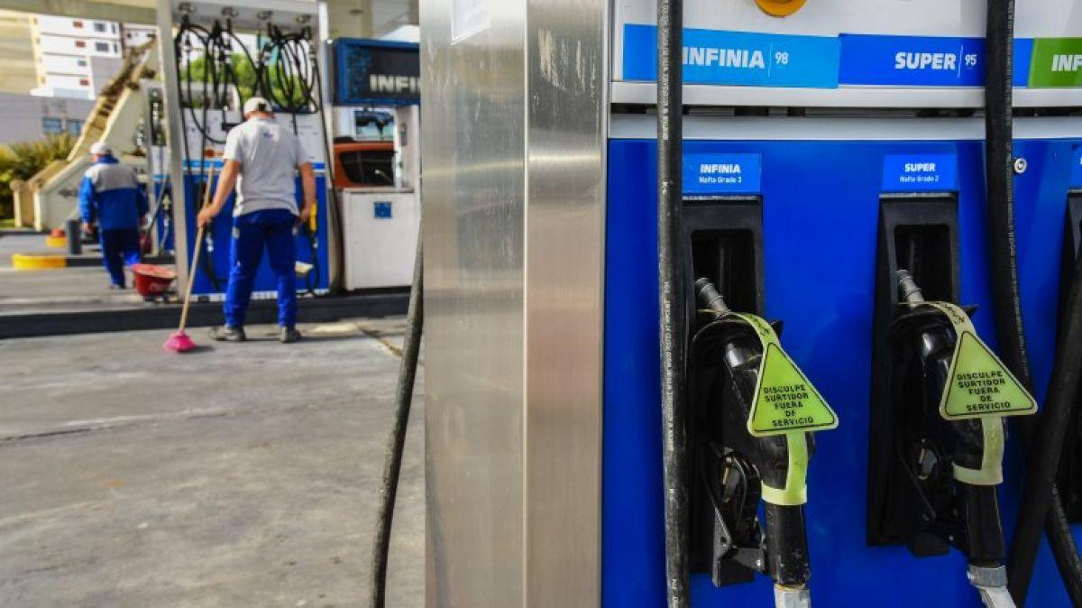 Ahora 6  el aumento de las naftas llegará en cuotas  8454a634dcb